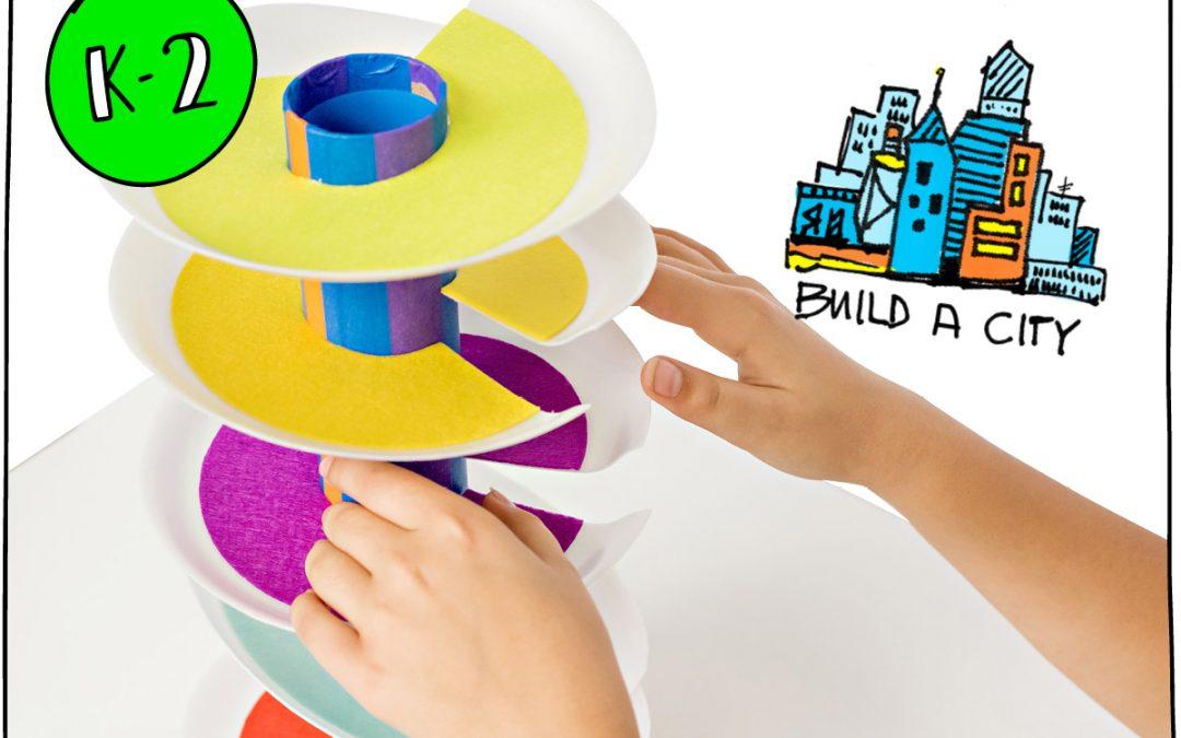 Build a City (K-2)