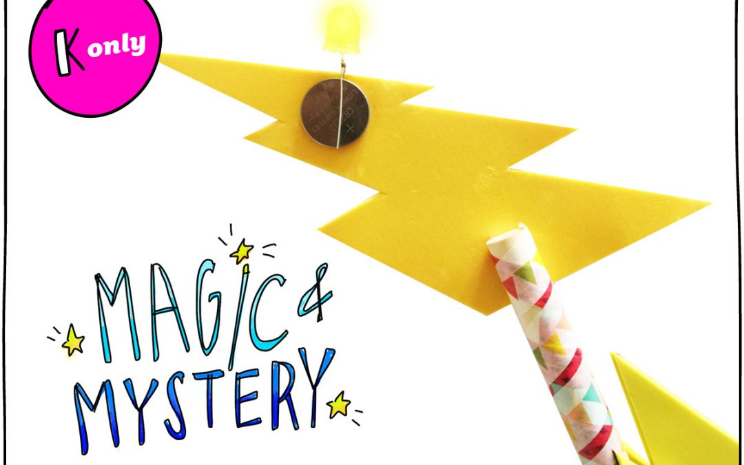 Magic & Mystery (K only)
