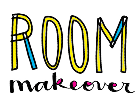 room makeover (3rd-6th)
