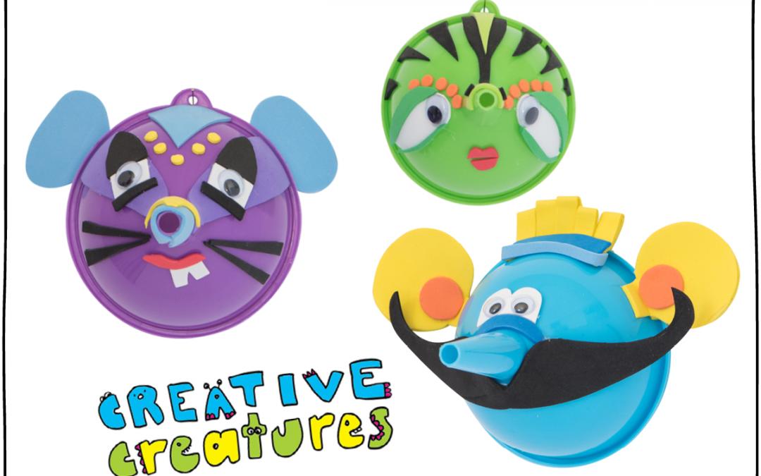 Creative Creatures (K-1)