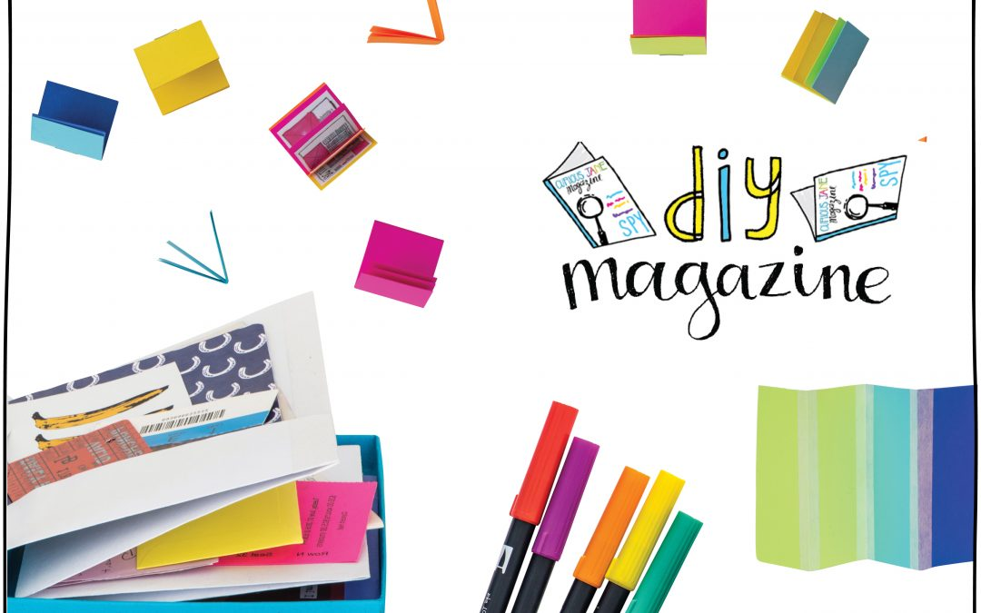 DIY Mini Magazine